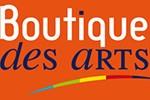 logo boutique des arts