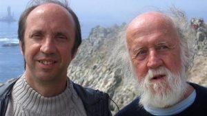 Benoît Reeves et Hubert Reeves