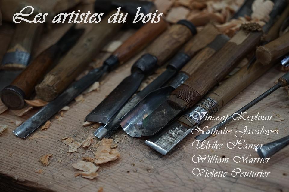 Les artistes du bois