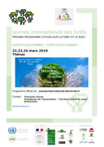 Journée internationale des forêts - ONU