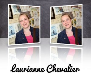 trombinoscope Laurianne Chevalier à cliquer