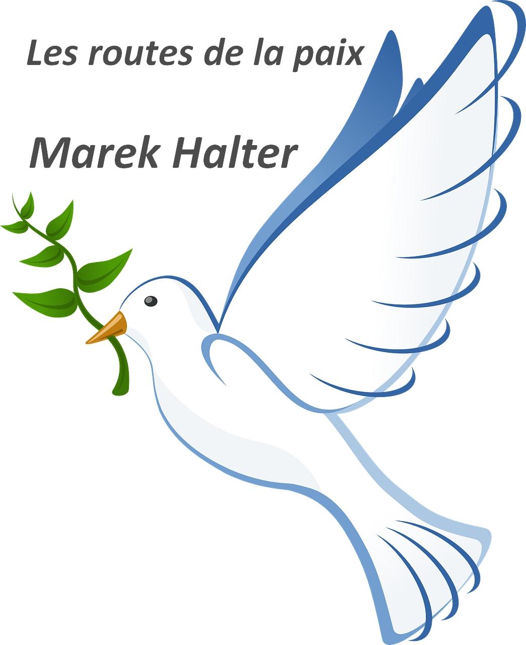 Les routes de la paix