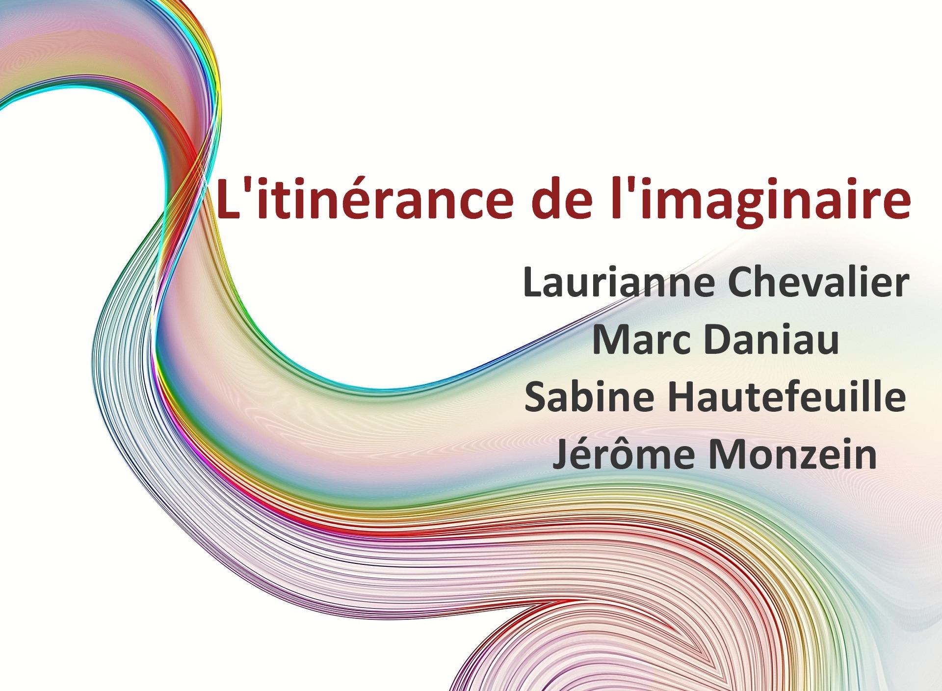 Présentation des auteurs dans le théme Itinérances de l'imaginaire