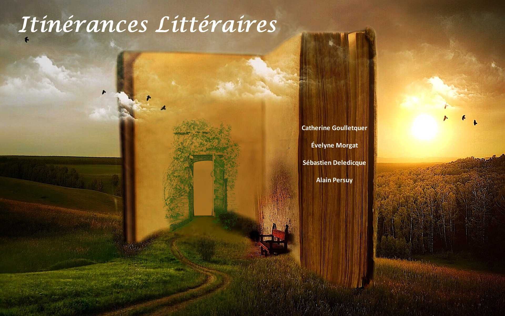 Itinérances littéraires